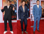 'Iron Man 3' LA Premiere Menswear Round Up