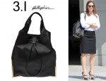Jennifer Garner's 3.1 Phillip Lim 'Scout' Drawstring Bag
