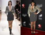 Jennifer Hudson In Emanuel Ungaro - 'Call Me Crazy: A Five Film' LA Premiere