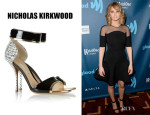 Jennifer Lawrence's Nicholas Kirkwood Sandals