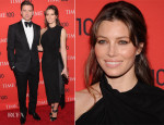 Justin Timberlake & Jessica Biel In Tom Ford - 2013 Time 100 Gala
