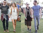 Kate Bosworth In Topshop - Coachella 2013