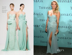 Kate Hudson In Reem Acra - Tiffany & Co. Blue Book Ball