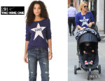 Kate Hudson's 291 Long Sleeve Pullover