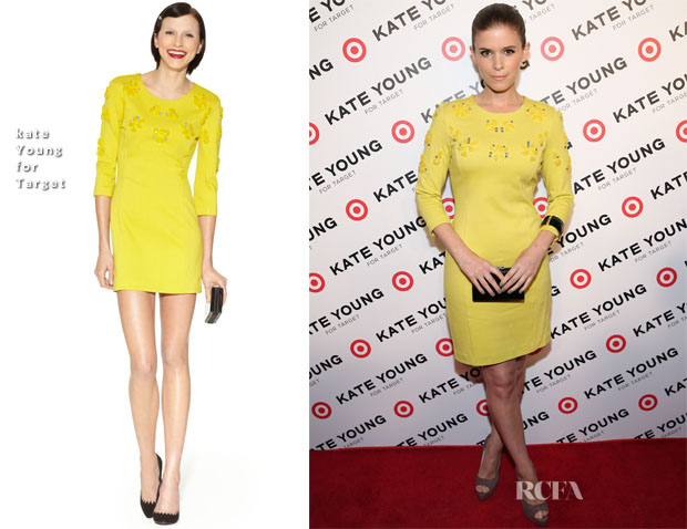 Kate Mara In Kate Young For Target - Kate Young For Target Launch Event