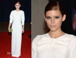 Kate Mara In Prada - 2013 White House Correspondents' Association Dinner