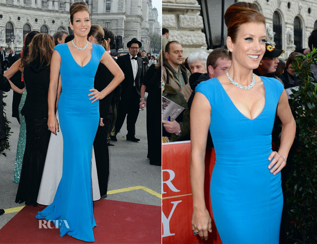 Kate Walsh In Monique Lhuillier -  Romy Awards 2013