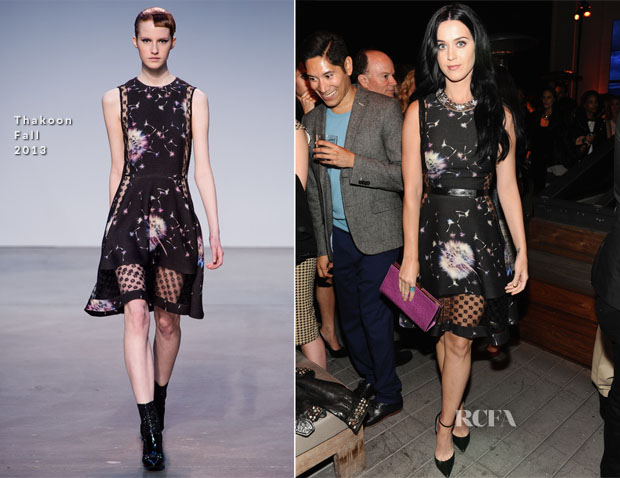 Katy Perry In Thakoon - Coach's 3rd Annual Evening of Cocktails and Shopping to Benefit the Children's Defense Fund