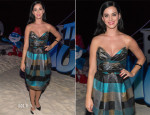 Katy Perry In Zimmermann - 'The Smurfs 2' Cancun Party