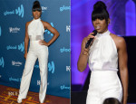 Kelly Rowland In Izmaylova - 24th Annual GLAAD Media Awards