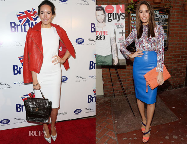 Louise Roe In Monika Chiang, ASOS & Tibi - BritWeek Festival & NYLON Cover Party
