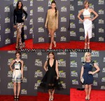 Who Was Your Best Dressed At The 2013 MTV Movie Awards?
