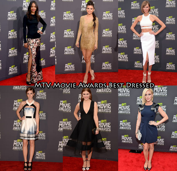 MTV Movie Awards Best Dressed