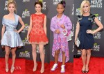 2013 MTV Movie Awards Red Carpet Round Up