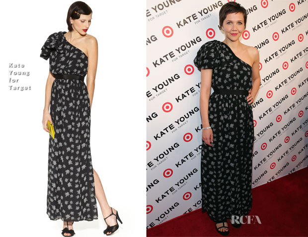 Maggie Gyllenhaal In Kate Young for Target - Kate Young For Target Launch Event