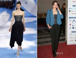 Marion Cotillard In Christian Dior & Chloé - Maud Fontenoy Foundation Annual Gala
