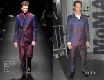 Matthew McConaughey In Vivienne Westwood MAN - 'Mud' New York Screening