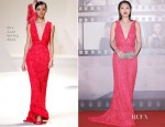 Miriam Yeung In Elie Saab - 2013 Hong Kong Film Awards