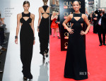 Myleene Klass In Michael Kors - The Laurence Olivier Awards 2013