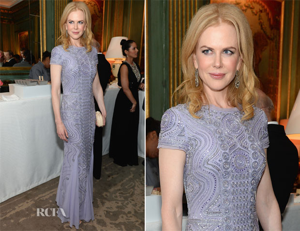 Nicole Kidman In Emilio Pucci - 2013 White House Correspondents' Association Dinner
