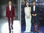 Qin Hao In Prada - 3rd Beijing International Film Festival