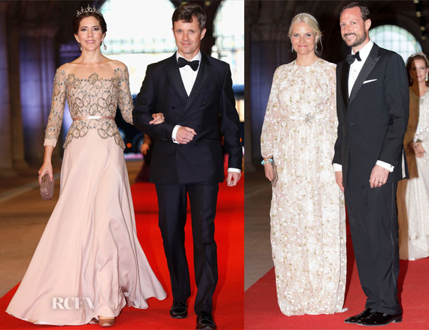 Queen Beatrix Of The Netherlands Abdication State Dinner