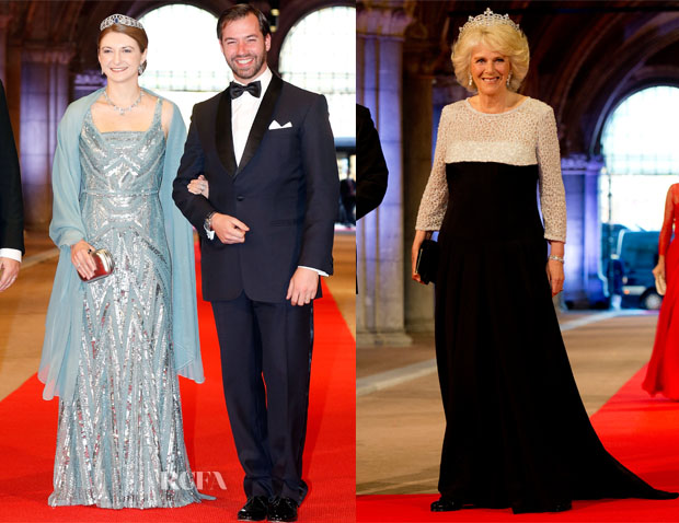 Queen Beatrix Of The Netherlands Abdication State Dinner2