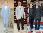 Robert Downey Jr In Gucci - 'Iron Man 3' Photocall & Premiere