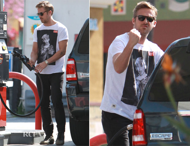 Ryan Gosling Home Alone Tee
