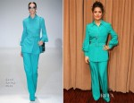 Salma Hayek In Gucci - Sony Pictures Entertainment CinemaCon Presentation
