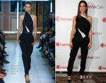 Sandra Bullock In Roland Mouret - 'The Heat' Twentieth Century Fox CinemaCon Presentation