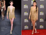 Selena Gomez In Julien Macdonald - 2013 MTV Movie Awards