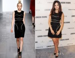 Selena Gomez In Marios Schwab - London Show Rooms LA