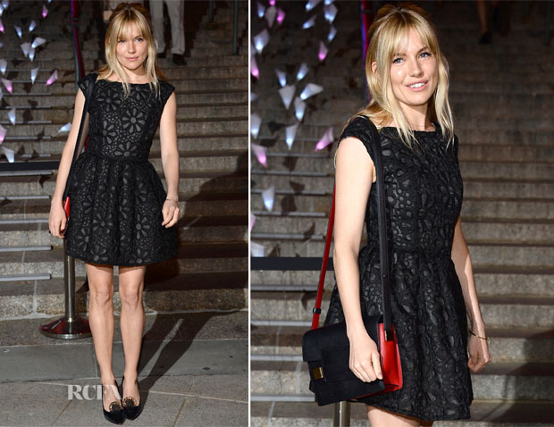Sienna Miller In Topshop - 2013 Tribeca Film Festival Vanity Fair Party