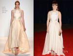 Sophia Bush In Lela Rose - 2013 White House Correspondents' Association Dinner