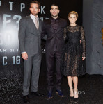 'Star Trek Into Darkness' Moscow Premiere