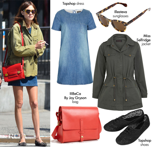 Steal Her Style Alexa Chung