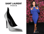 Taraji P. Henson's Saint Laurent 'Thorn' Pumps