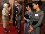 Thandie Newton In Stella McCartney - British Film Industry Reception
