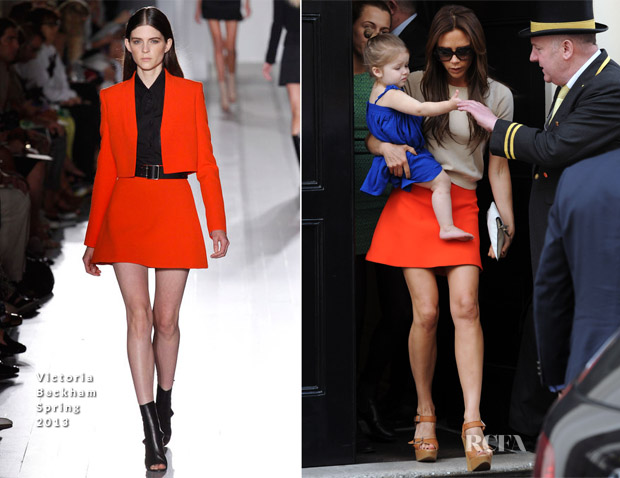 Victoria Beckham In Victoria Beckham - The Arts Club
