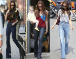 Victoria Beckham Loves…Flared Jeans