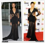 Who Wore Prabal Gurung Better...Zoe Saldana or Deepika Padukone