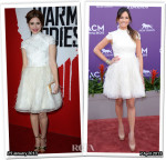 Who Wore Alice + Olivia Better...Holland Roden or Kacey Musgraves?