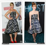 Who Wore Alice + Olivia Better...Mena Suvari or Bella Thorne?