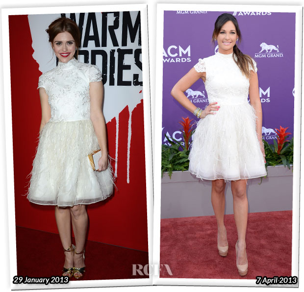 Who Wore Alice + Olivia Better