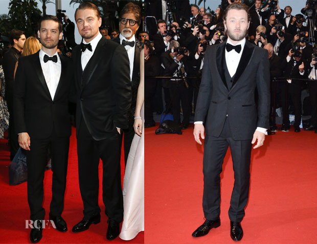 'The Great Gatsby' Cannes Film Festival Menswear Round Up