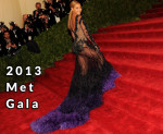 Met Gala 2013 'Who's Wearing Whom' Confirmations