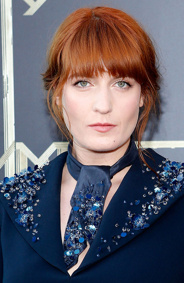 Florence Welch in Miu Miu