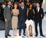 'Star Trek Into Darkness' London Premiere Menswear Round Up