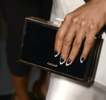 Kerry Washington's Vince Camuto  clutch